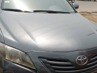 Toyota Camry 2007 Gray