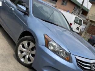 Honda Accord 2010 Sedan EX-L Blue