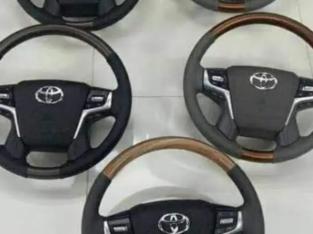 All Toyota/ Lexus Steering Wheel Upgrade Available