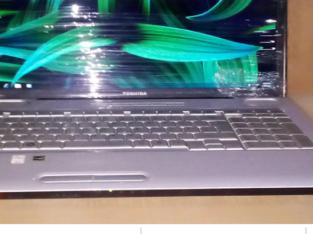 Laptop Toshiba Satellite L550 3GB Intel Core 2 Duo