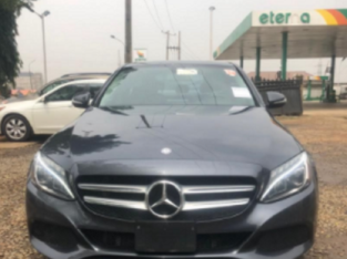 2015 Mercedes-Benz C300 Automatic Foreign Used