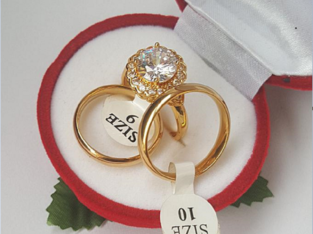 Rommanel Wedding Ring +1