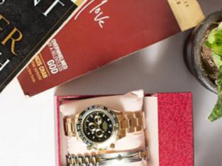 Unique Wristwatches