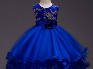 Baby Girl High Low Party Dress