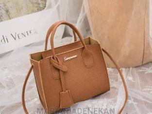 Soft Leather Mini Bags