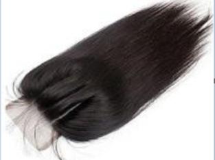 10″ Human Hair Closure (4X4)