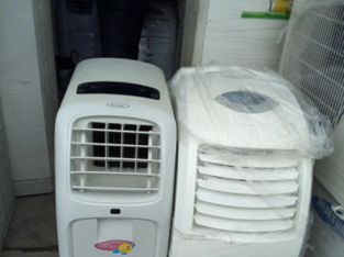 2 HP Mobile Air Conditioner