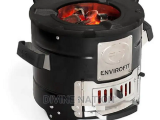 Charcoal Stove Reduces Cooking Expenses