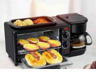 3in1 Breakfast Maker/Oven
