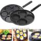 Four-Hole Frying Pot