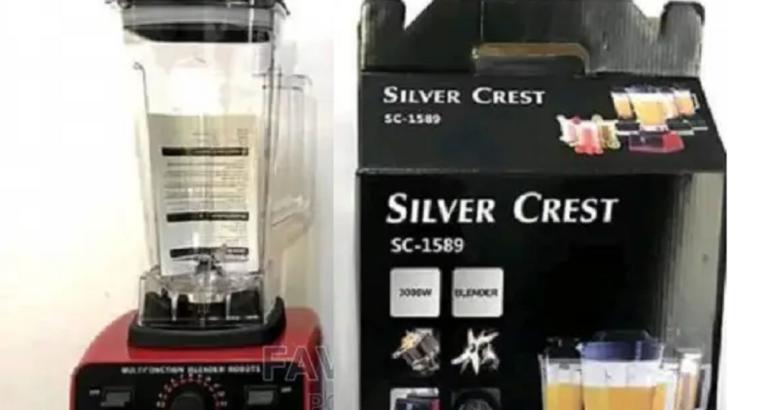 3000watt SILVER CREST Blender