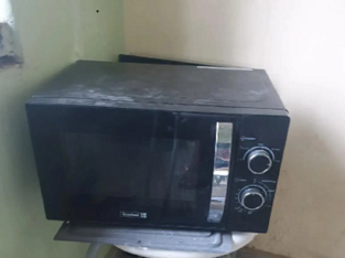 Microwaves oven
