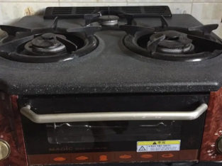 Uk Used Table Gas Cooker With Oven