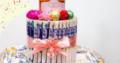 Birthday Money Cake