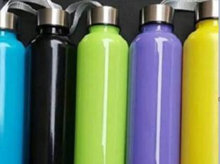 Colourful Water Bottle (Souvenir Ideas)