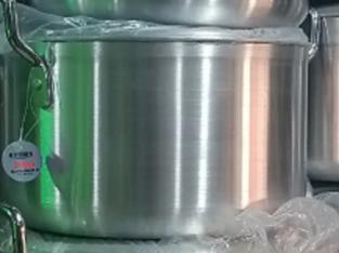 Set of Aluminum Big Pot