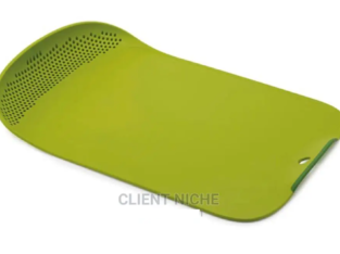 Chopping Board With Colander