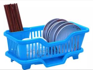 Dish Plate Plastic Rack