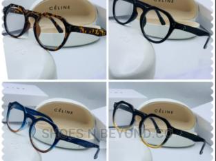 Celine Transparent Luxury Glasses for Bosses