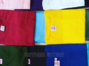 No1 Plain T-Shirt Seller