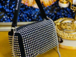 Mini Alexander Wang Bag for Women – White