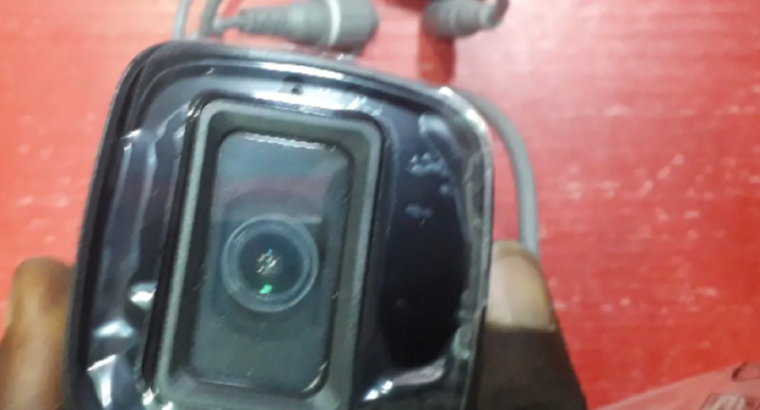 2mp Hikvision Cameras With Audio Mic